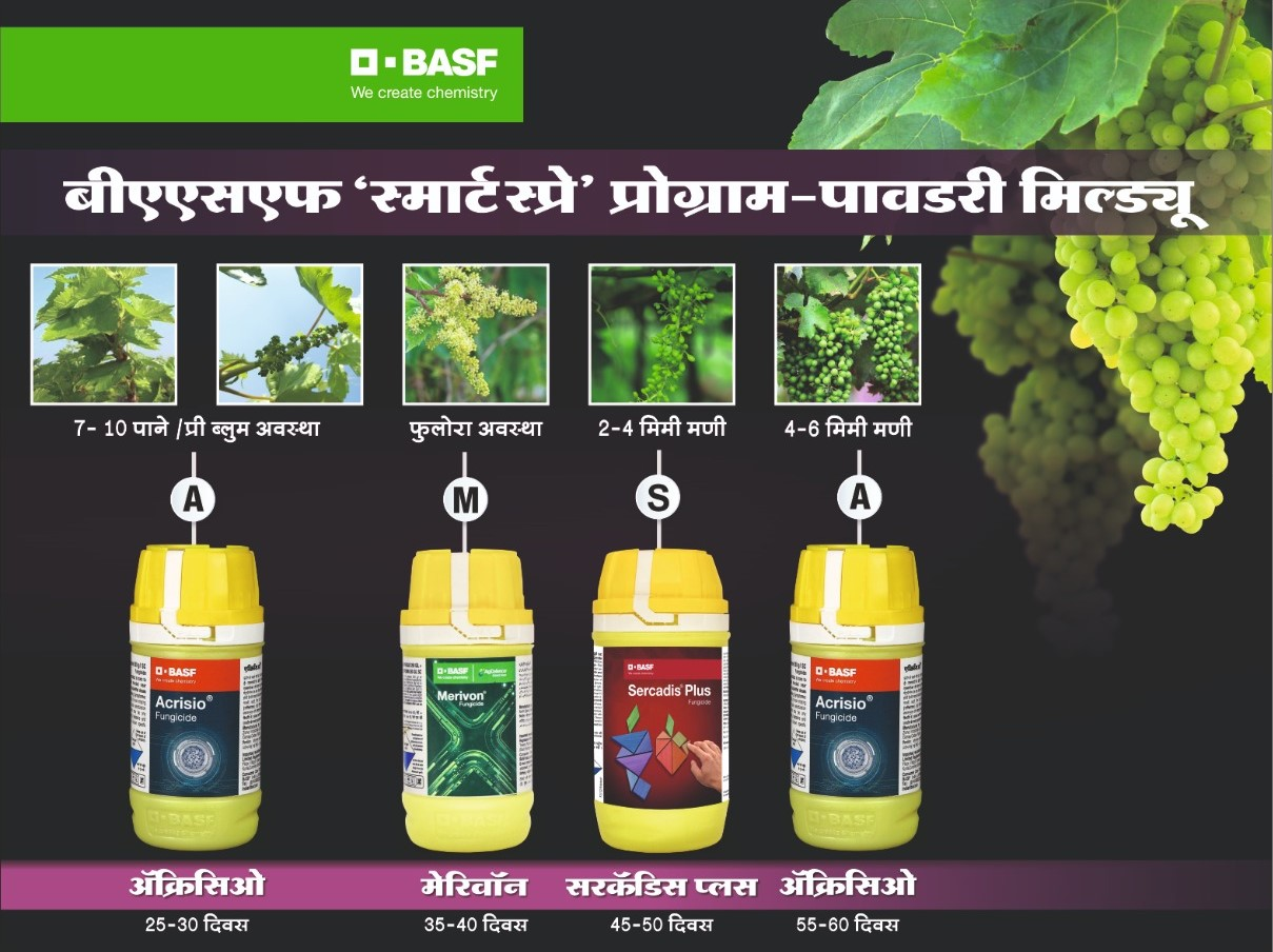 BASF Smart Spray Program